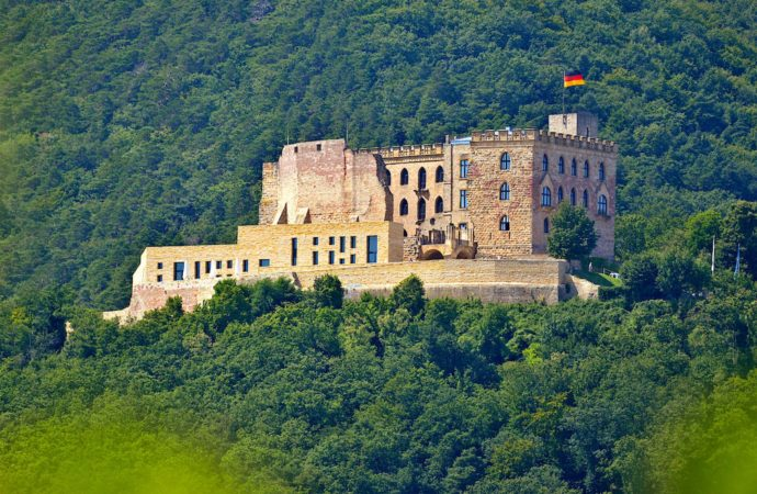 Fahrt zum Hambacher Schloss mit der CDU