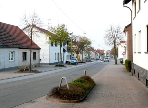 Schallschutzwände in Homburg-Bruchhof