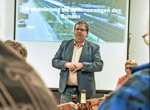 Veranstaltung Schallschutzwände in Homburg-Bruchhof